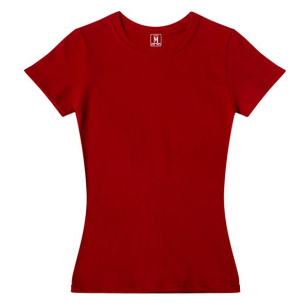 Remera algodón mujer personalizable